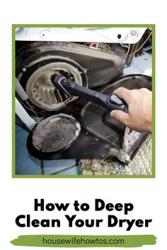 Deep Cleaning, Spring Cleaning, Cleaning Hacks, Diy Dishwasher Cleaner, Kensington House, Clothes Dryer, Towels, Home Improvement, Household