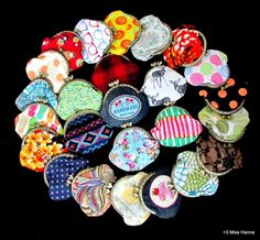 Coin purses Coin Purses, Cookies, Desserts, Food, Products, Coin Wallet, Crack Crackers, Postres, Biscuits