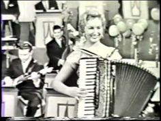 ▶ The Lawrence Welk Show: Joanne Castle. Get Happy - YouTube This was 1958, I was 2, Love her as I got older! What a talented gal and such fun to watch!