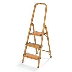 My Step Stool - 3 Step Ultralight Step Ladder - Woodgrain, $79.99 (http://www.mystepstool.com/3-step-ultralight-step-ladder-woodgrain/)
