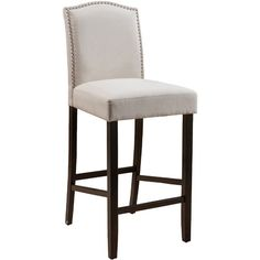 Found it at Joss & Main - Aaron Barstool -- set of two for $153.95-- for kitchen island