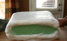 How to return your couch and chair cushions to their original supportive and fluffy but firm feeling. Step by step instructions that are super easy to follow. NEED to do this soon.: http://reasonsforchocolate.blogspot.com/2013/08/couch-make-over.html?showComment=1376177412793