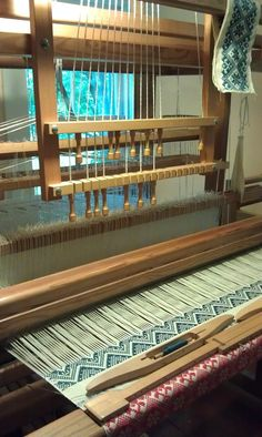loom with opphamta attachment
