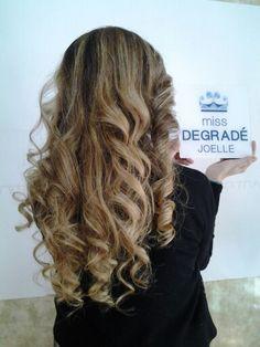 #overturejoelle2015#vuoianchetu#essereunamiss#capellibelli#new#look#beautiful#longher#hayrstilist# #blond#degradéjoelle#evoluscion#
