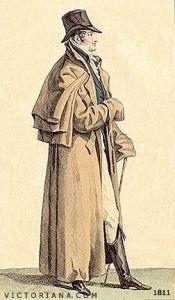Gentleman's Great Coat