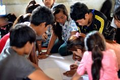Youth arise to serve as conferences draw to a close Battambang, Cambodia Battambang Cambodia, Youth Conference, San Salvador, Young People, Draw, To Draw, Sketches, Painting, Tekenen