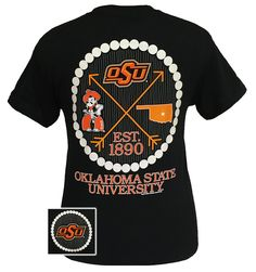Details: This collegiate design is soon to be an instant classic! Bleed orange in this comfortable, classic fit, pre-shrunk, jersey knit, 100% cotton tee.