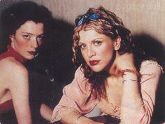 Melissa Auf der Maur, Courtney Love