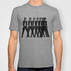 Octo Harrison  T-shirt