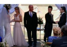 'Glee' Recap: Familiar Faces Return For Surprise DoubleWedding