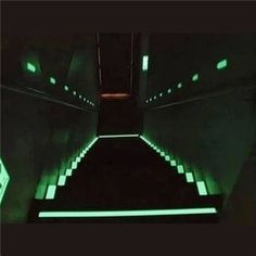 25mm x 3m Photoluminescent Tape Glow In The Dark Egress Safety Mark Bright Green - Banggood Mobile