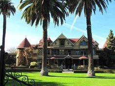 Winchester Mansion, San Jose, California oh-the-places-you-will-go