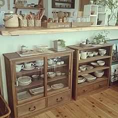- Best ideas for decoration and makeup - Kitchen Shelves, Kitchen Dining, Kitchen Decor, Copper Kitchen Faucets, Above Cabinets, Home Office Decor, Home Decor, Wood Interiors, Cool Furniture