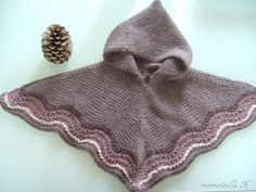 poncho taille 1 an