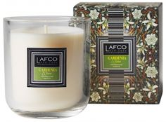 Lafco Present Perfect Collection Candle Gardenia & Lime