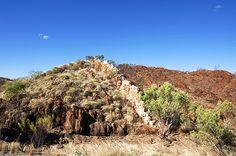 Die chinesische Mauer der Kimberley.