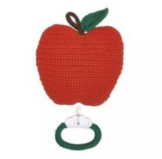 Anne-Claire Petit   Muziekdoos appel