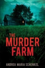 The Murder Farm written by Andrea Maria Schenkel  The Murder Farm begins with a shock: a whole family has been murdered with a pickaxe. They were old Danner the farmer, an overbearing patriarch; his put-upon devoutly religious wife; and their daughter Barbara Spangler, whose husband Vincenz left her after fathering her daughter little Marianne. She also had a son, two-year-old Josef, the result of her affair with local farmer Georg Hauer. Also murdered was the Danners' maidservant, Marie.