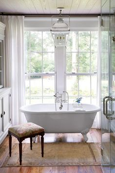 The Farmhouse of Our Dreams All Started With a Single Instagram Post: The Master Bath