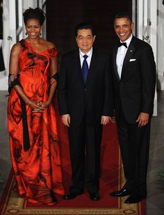 Los Obama abren las puertas de la Casa Blanca para una inolvidable noche de gala - Foto 1