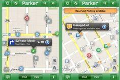 """""""Parker"""" findet freie Parkplätze - bisher nur in US-Großstädten, aber das System könnte Schule machen"""