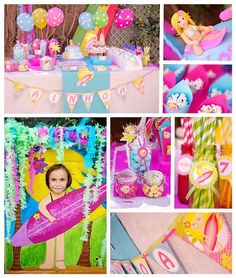 Surfer Girl Surf Birthday Party via Kara's Party Ideas - www.KarasPartyIdeas.com