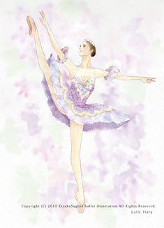 Ballet Illustration, Watercolor Illustration, Costume Design Sketch, Nutcracker Christmas, Ballet Costumes, Art Girl, Ballet Dance, Character Art, Anime Art