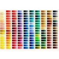 All of our color cards have actual tinted pieces of cotton fabric, colored to the depth of shade indicated on the color card. Shade Card and Fabric Color Chart now is available at Gayatri Agencies. http://www.gayatriagencies.in/shadecard.php