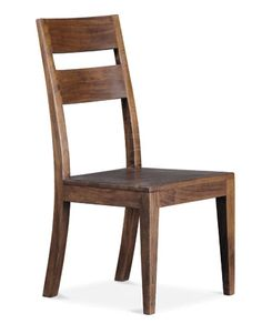 wood dining chair-crate and barrel