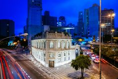 Red Bull Station in Sao Paulo, Brazil. Urban transformation. - Livegreen Blog