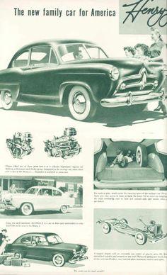 1951 Henry J Automobile