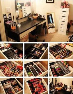 #zolacollection #makeup #storage