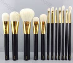 Jessup 12&15pcs Pro Makeup Brushes. AWESOME INEXPENSIVE INVESTMENT. Best money I've ever spent. So worth the 2 week shipping time.