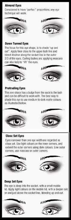 8 Eye Makeup Tips For Close Set Eyes #makeup #eyemakeup