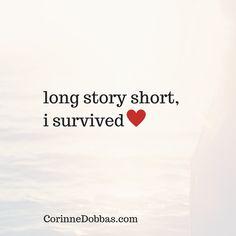 A Simple Secret To Feeling More Confident & Free | Corinne Dobbas