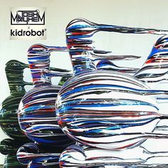 "UPDATE: Josh Mayhem  Kidrobot's ""Save America Blown Away"" Custom Dunnys Coming Soon!"