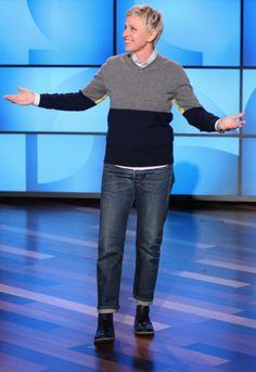 Kenzo sweater, Comme des Garcon shirt, APC denim, Kickers shoes