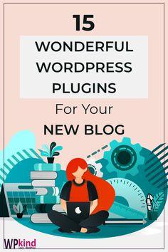 Wordpress For Beginners, Learn Wordpress, Wordpress Plugins, Blogging For Beginners, Blogging Ideas, Wordpress Theme, Wordpress Guide, Wordpress Org, Tips