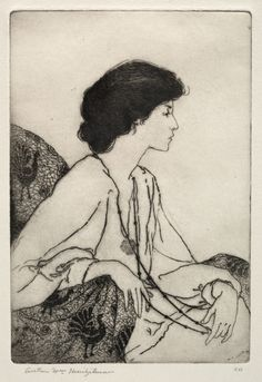 Arthur William Heintzelman (American, 1891-1965) etching, . Gift of Ralph King 1921.980