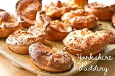 """Dreamboat """"Yorkshire Puddings"""" - from England"""