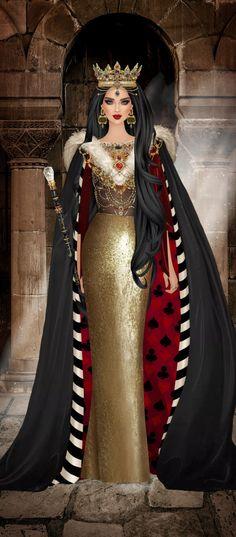 Fantasy Figures, Cool Art, Awesome Art, Fantasy Dress, Digital Art Girl, Angelina Jolie, Covet Fashion, Glamour, Fashion Dolls