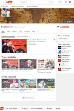 www.youtube.com/EriveltonForró