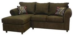 Chelsea Home 23151-SEC-BJ Dina 2 pc Sectional