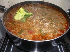 Lentejas Con Acelgas y Verduras y Un Toque De Salsa De Soya. Recetas, Recipes, Food, gastronomía, cocina...