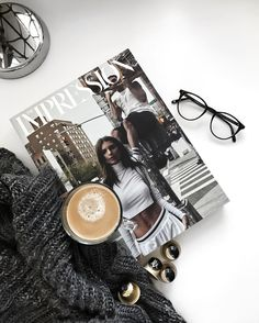 @girlinghent #flatlay #inspiration #magazine
