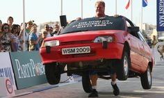 met rx world's strongest man competition