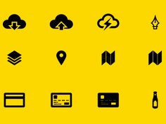 Icons + Ish Developer Icons by Lain Lee 3