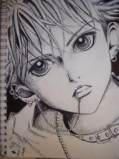 this is shin from the manga nana. *hearts*