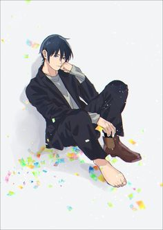 画像 Handsome Anime Guys, Dream Boy, Tsundere, Shounen Ai, Anime Kawaii, Manga Characters, Manga Games, Fujoshi, Manga To Read