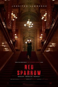 Watch Red Sparrow FULL MOVIE HD1080p Sub English ☆√